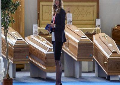 fiera funeraria palermo cofani funebri