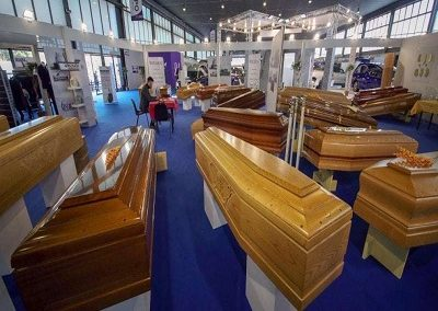 fiera funeraria palermo settore funerario